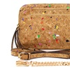 Amy&Joey 5 Compartments Corkage Crossbody bag-Evening bag-Clutch bag