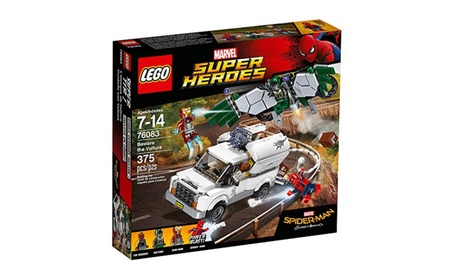 LEGO Super Heroes Beware The Vulture 76083 Building Kit 7ea6358a-6593-4210-b202-449c67ef3ed4