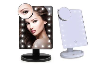 LED Touch Screen Vanity Mirror 69824306-15aa-40c3-bb9b-95ed27544cf4