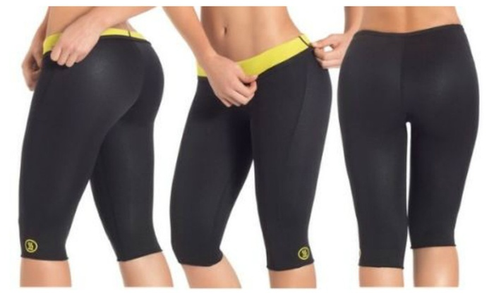 Hot Shapers Premium Thermal Slimming Hot Pants