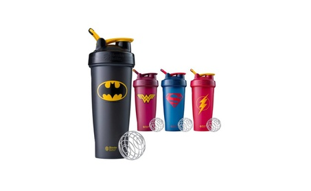 DC Comics Superhero Series Classic Shaker with Loop Top photo