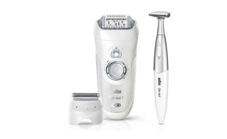 Braun Women's Epilator, Silk-épil 7 7-561 Electric Hair Removal ea0dd50e-a1a8-40ff-852a-373cc57b851f