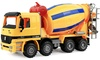 Click N' Play Friction Powered Cement Truck Construction Toy