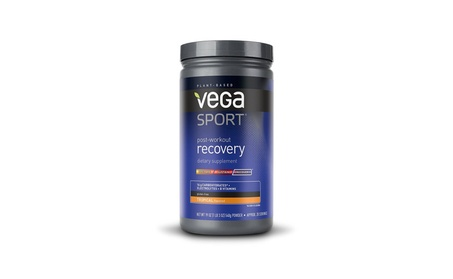 Vega Sport Post-Workout Recovery Accelerator, Tropical, 19oz