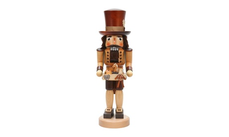 Alexander Taron Christian Ulbricht Nutcracker - Toy Trader -Natural 4b26036e-4382-4cc5-8542-2f52b502fc1b