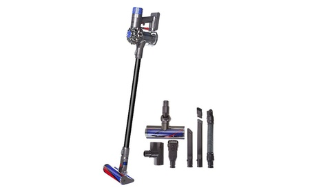 Dyson V6 Absolute Pro Cordless Vacuum Closeout Deal with Extra Tools 00dbbbcf-1ee2-4d8b-aa15-983d2f47a56a