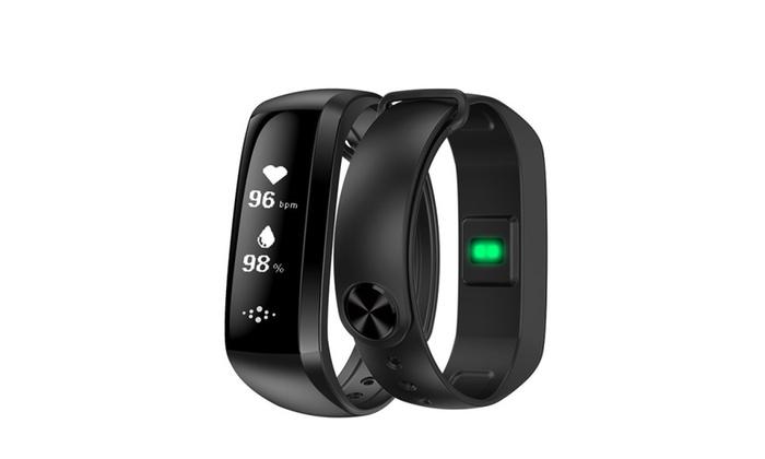 Fitness Tracker Smart Watch Water Resistant Smart Bracelet 2017 model