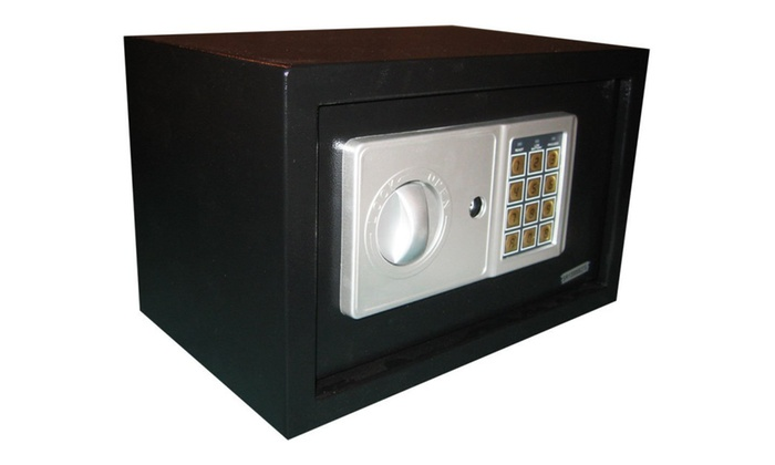 Digital Electronic Safe Security Box Wall for Jewelry Cash Valuable