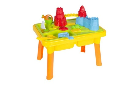 Sandbox 2 IN 1 Sand and Water Table 700a3c1a-138e-4430-886a-8d9310217e75