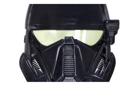 Clearance Star Wars imperial death trooper voice changer mask 6e4daba3-4a63-4090-a218-7ddefe0a63db