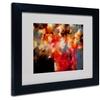CH Studios ' Dreamscape' Matted Black Framed Art
