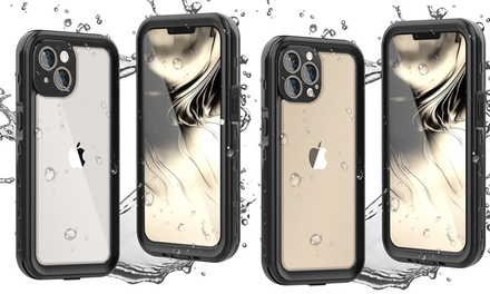 For iPhone 13/13 mini/13 Pro Max Waterproof Shockproof Case Underwater Full Body