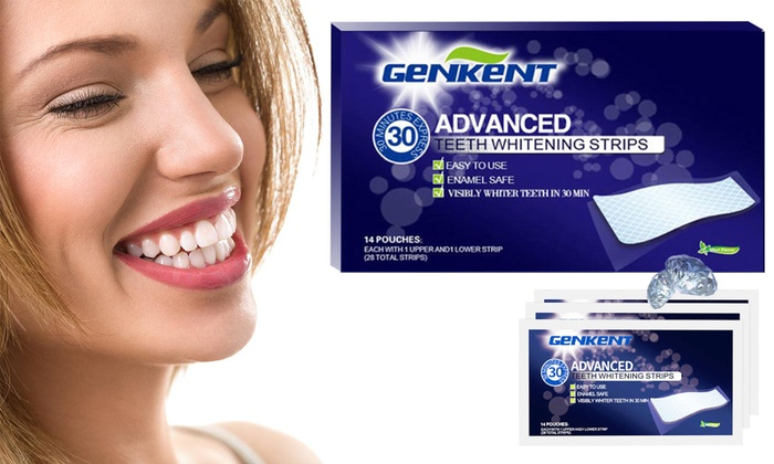 Up To 70 Off On Genkent Advanced Teeth Whiten Groupon Goods