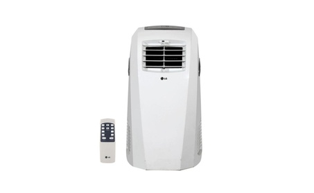 Refurbished LG LP1015WNR 10,000 BTU Portable Air Condition with Remote photo
