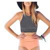 Women's High Waist Two Pieces Bikini Sets
