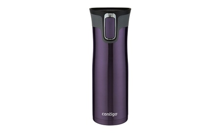 Contigo 70120 20 oz Purple Travel Mug e27a988b-f0b9-42cc-8277-9be0e940af20