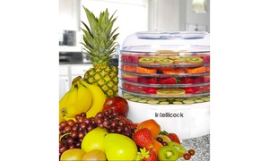 Intellicook 5-Tray Food Dehydrator