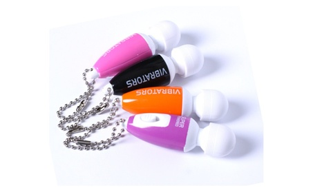 Mini Massager Stick Wand Vibrator with Key Chain (Random Color) da389e44-af1e-41ba-9256-d0dce3b69b67