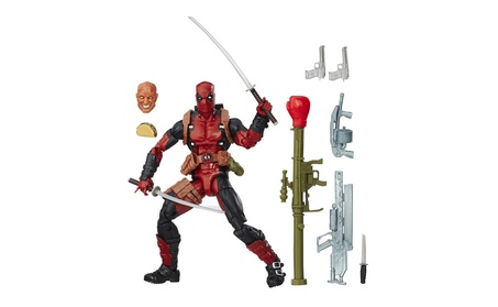 Marvel 6 Inch Legends Series Deadpool bcc06538-c51c-4f6d-86c8-1354714bd714