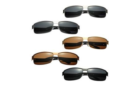 Men's Classic Stylish Full Frame Polarized Sunglasses 1169f8a8-0191-4d29-8054-797aaea6d129