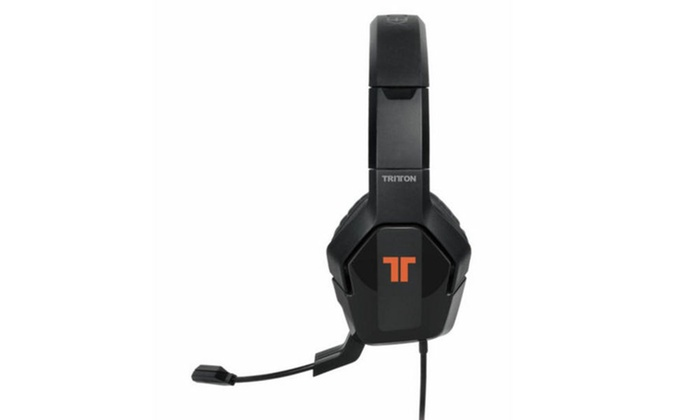 MANUFACTURER REFURBISHED TRITTON TRIGGER STEREO HEADSET XBOX 360