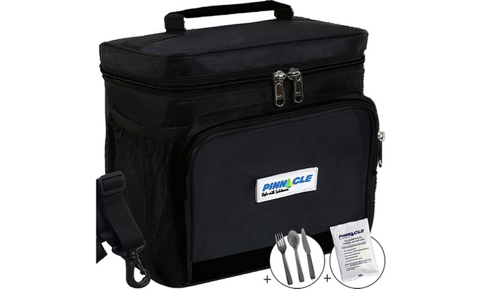 Insulated Lunch Bag Kit