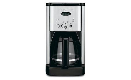 Dcc-1150bkfr 10-cup Programmable Thermal Coffeemaker - Refurbished edd4eb3b-5716-45d1-a98a-76585f7359fc