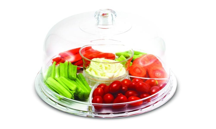 6-in-1 Multi Function Cake Stand and Salad Bowl ...  sc 1 st  Groupon & 6-in-1 Multi Function Cake Stand and Salad Bowl   Groupon