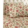Micro Flannel Queen Printed Sheet Set