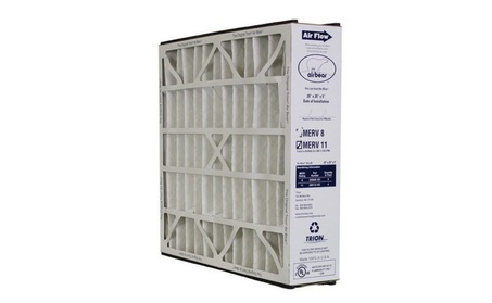 "Trion Air Bear 259112-103 - Pleated Furnace Air Filter 20""x20""X5"" MERV 336d5008-66f4-465f-936b-fdc86cfbd0aa"
