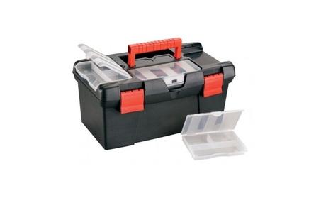 Alvin HPB1609 Heritage Medium Art Tool Box - Black 22128fb4-ea9f-4d95-90aa-6869a36b53d5