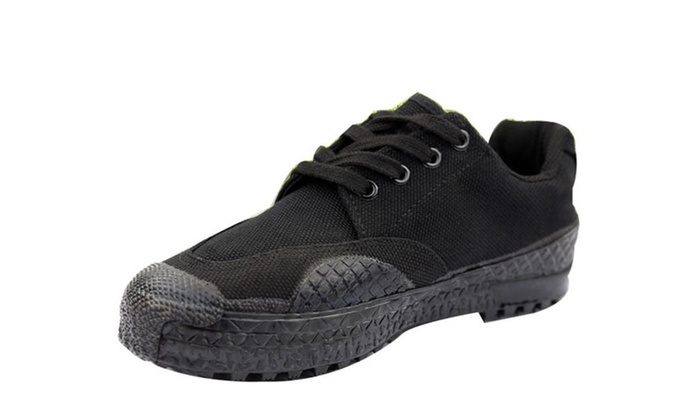 Men's Work Safety Shoe Chinese Army Shoes