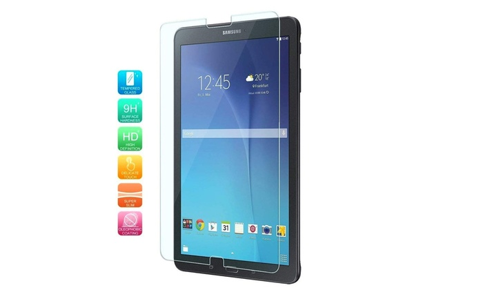 For Samsung Galaxy Tab E 8.0 T377P Premium Tempered Glass Screen Protector Film