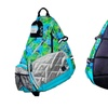 Superior  Sling Backpack Made of Durable Canvas Type Fabric