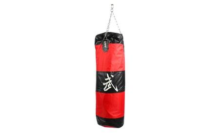 Boxing Sanda Hanging Hollow Sandbags