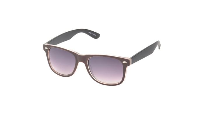 MLC Eyewear 'Barton' Retro Square Fashion Sunglasses