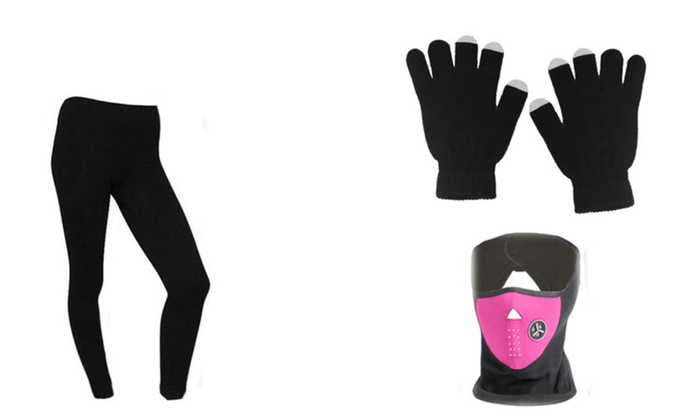 3-in-1 Winter Combo Pack for Ladies
