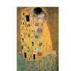 Klimt The Kiss Metallic Jigsaw Puzzle: 1000 Pcs