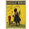 Firmin Bouisset Chocolate Menier Canvas Print