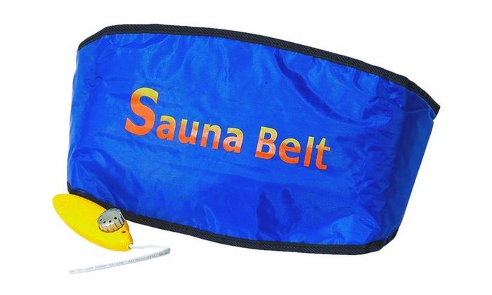 Lifestyle Sauna Belt Fat Cellulite Burner Slimming Fitness Body Toning