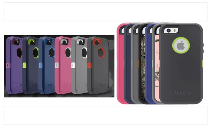 Otterbox Defender iPhone 4/4s/5/5s/5c/SE Case/Cover Heavy Duty Rugged