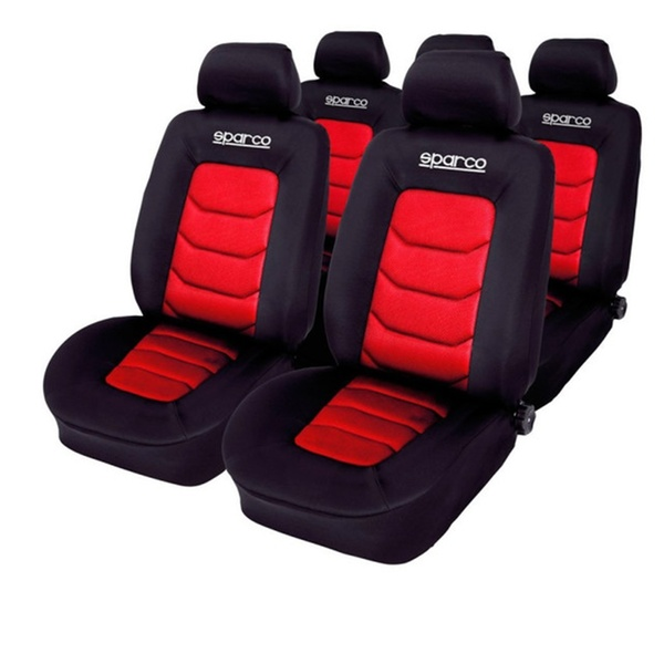 Sparco Car Seat Cover 100 Polyester Groupon