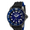Invicta 20204 Blue Dial Pro Diver Automatic 3 Hand Mens Watch
