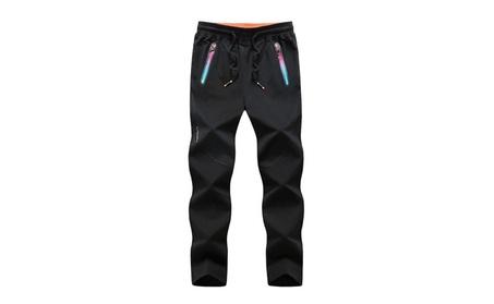 Men's Cotton Straight Pants Running Mixed Colors Fitness Pants cb1fac2b-f5bb-40b2-bab1-fe52d024c651