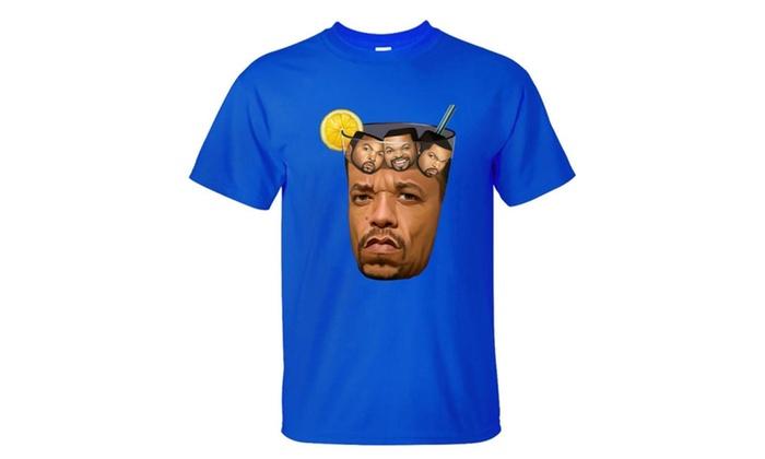 J-Store: Men's Ice Cube Got Tea Music Band T-Shiirt