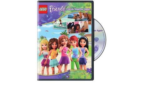 LEGO Friends: Friends Together Again (DVD) 43a1068a-08d3-4bd5-aaf9-63a97a86b275