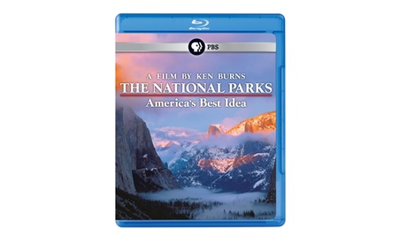 Ken Burns: The National Parks: America's Best Idea - Blu-ray 4b8bab77-e1a3-4309-950a-f12ea6f46885