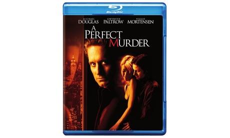 Perfect Murder, A (BD) 174e282c-56ce-4b82-82ef-a534a30960ac
