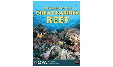 NOVA: Treasures of the Great Barrier Reef DVD 01b30b44-0713-45f0-b40d-a4e3b8f8847a