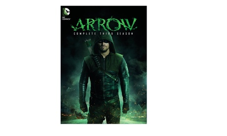 Arrow: The Complete Third Season (DVD) 55dcd8cd-d765-4331-b6c6-32493545b3d4